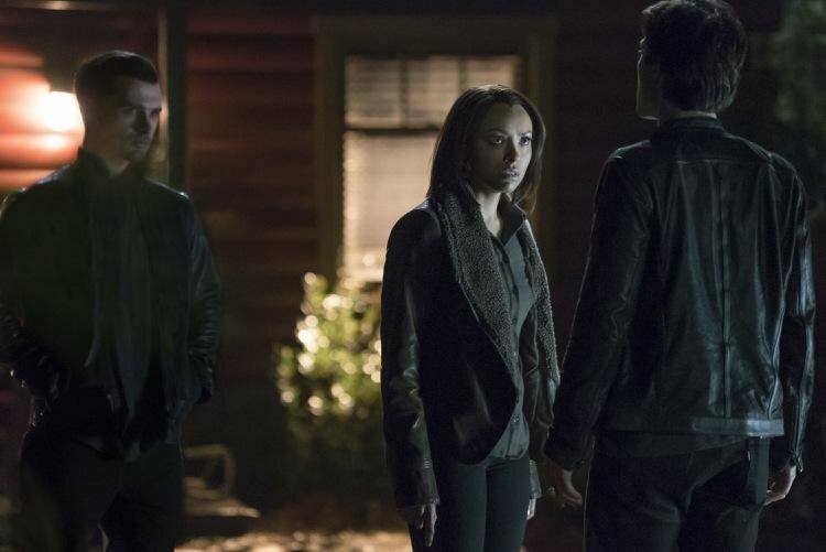 дневники вампира 7 сезон 20 серия смотреть онлайн на русском языке LostFilm
