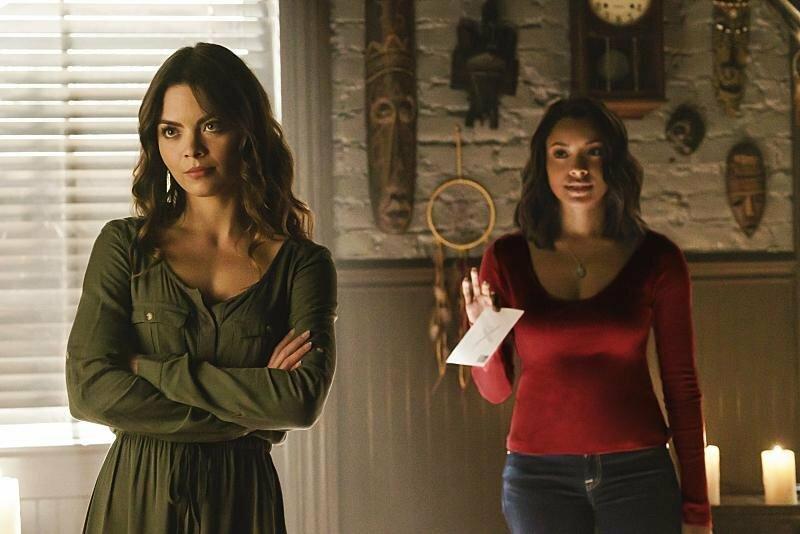 дневники вампира 7 сезон 12 серия смотреть онлайн на русском языке LostFilm